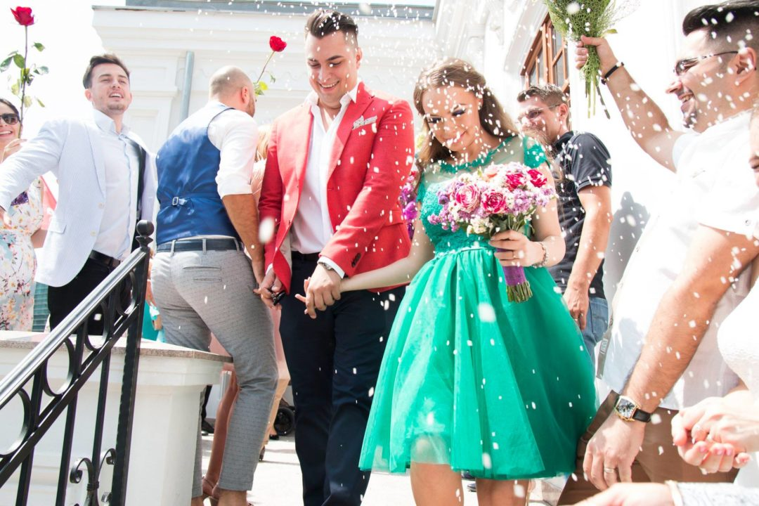 Nuntă Andreea și George